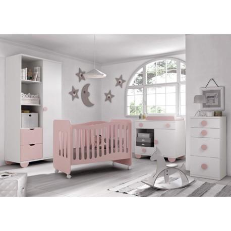 Dormitorio Infantil Smile 003
