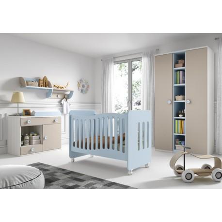 Dormitorio Infantil Smile 004