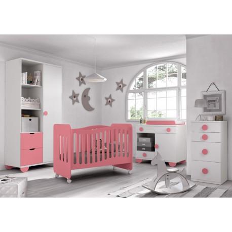 Dormitorio Infantil Smile 005