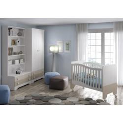 Dormitorio Infantil Smile 007