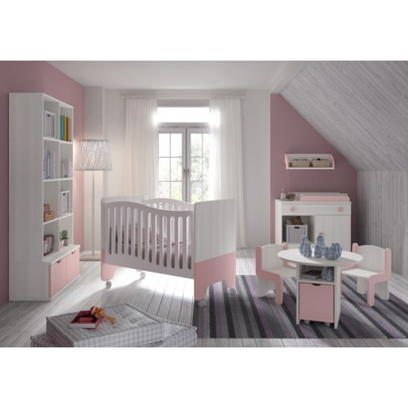 Dormitorio Infantil Smile 008