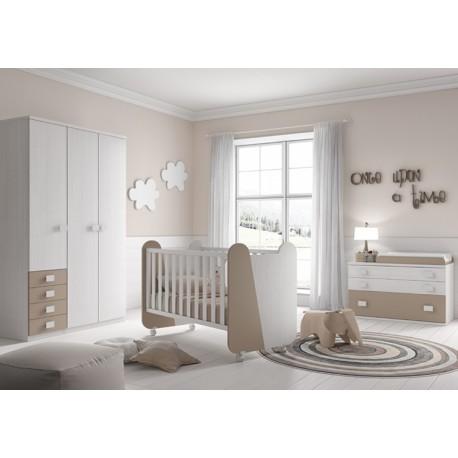 Dormitorio Infantil Smile 009