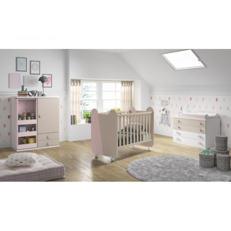 Dormitorio Infantil Smile 010