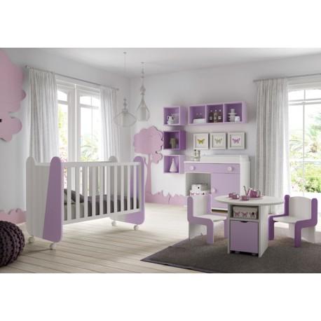 Dormitorio Infantil Smile 011
