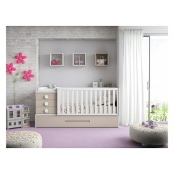 Dormitorio Infantil Convertible Smile 102