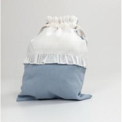 Bolsa Merienda Toralla Azul