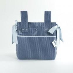 Bolsa Panera Estelas Azul