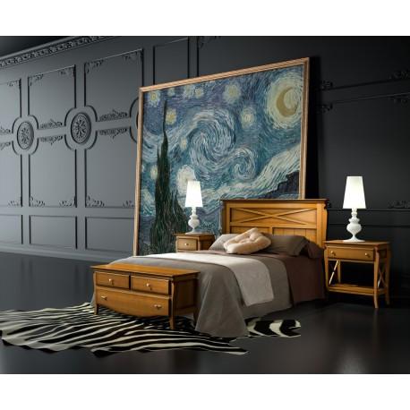 Dormitorio Mediterráneo 18D