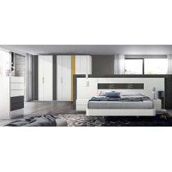 Dormitorio Rossa 107