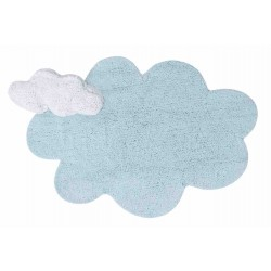 Alfombra Puffy Dream Blue
