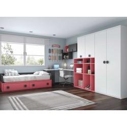 Dormitorio Juvenil Nido F151