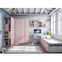 Dormitorio Juvenil Nido F155