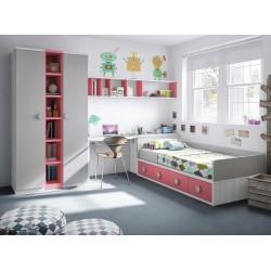 Dormitorio Juvenil Nido F157