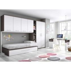 Dormitorio Juvenil Nido F160