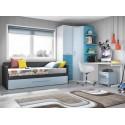 Dormitorio Juvenil Nido F165