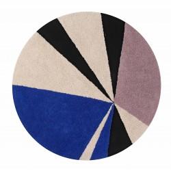 Alfombra Lavable Geometric Klein